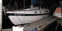 Cal 28 Sailboat Jensen marine Lapworth