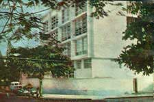 EA in 1965 - The New High School - Rua  General  Urquiza - Leblon